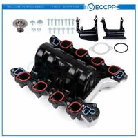 For Ford Lincoln Mercury 4.6L Intake Manifold With Gasket Thermostat O-Rings New