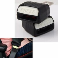 New Universal Car Safety Seat Belt Extender Extension 2.1cm Buckle Lock Clip
