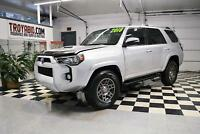 2018 Toyota 4Runner TRD 4WD Leather 2018 Toyota 4Runner 4x4 TRD Leather Rebuildable SUV Repairable Damaged Wrecked