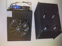Split-Type 12v DC Power Truck Air-Conditioner