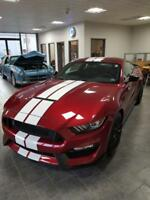 2018 Ford Mustang Shelby GT350 BRAND NEW 2018 RUBY RED GT350, Electronics Pkg, Nav, Recaro, Brembo, + Much More