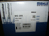 Mahle Original MG 209 Alternator 14V 55A IA 1078 11.203.405 AAK4349 New