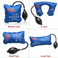 4pcs PDR Air Pump Wedge Automotive Inflatable Shim Cushioned Hand Tools Open Pry
