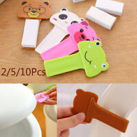 Supplies Avoid Touching Handle Bathroom Accessories Toilet Seat Cover Lifter