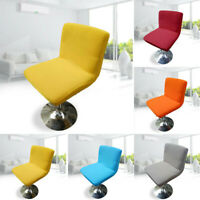 Home Chair Cover Dining Room Elastic Slipcovers Seat Covers Wedding Supplies
