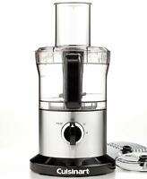 Cuisinart DLC-6FR 8 Cup Food Processor, Stainless Steel (Certified Refurbished)