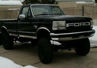 Ford obs grill grille 1992-1997 f150 f250 f350 bronco