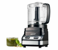 BRAND NEW Brentwood FP-547 3 Cup Mini Food Processor, Black