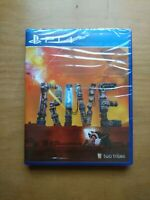 RIVE Playstation 4 PS4 Limited Run Games New & Sealed