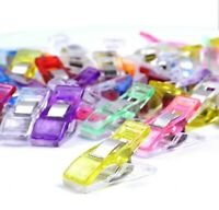 Wonder clips 50 Pack for art and crafts, sewing supplies, assorted colors