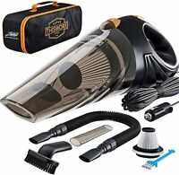 ThisWorx Car Vacuum Cleaner Auto Interior High Power 106w Motor Portable 12volt