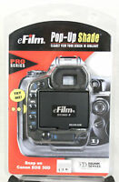 Delkin Pop-Up Shade LCD Cover DC30D-P Canon EOS / 30D