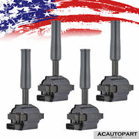 6 X Ignition Coil Pack For 02-05 Chevy Trailblazer SUV GMC Canyon Envoy H3 UF303
