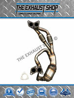 Fits:06-12 Subaru Legacy/Impreza/Outback/Forester/Saab 9-2x 2.5L FRONT CATALYTIC
