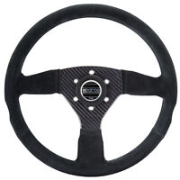 Sparco Carbon 385 Competition Suede Steering Wheel 015RC385SN
