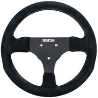 Sparco P 285 Competition Suede Steering Wheel 015P285SN