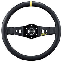 Sparco P 215 Competition Leather Steering Wheel 015R215CLN