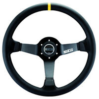 Sparco R 325 Competition Leather Steering Wheel 015R325CLN