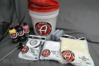 19355473 Adam's Polishes Wash & Wax Kit GM OEM Car Wash Detail Package NEW