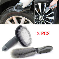 New Arrival Car Motorcycle Wheel Tire Rim Hub Cleaning Brush Washing Scrub Tools
