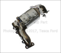 BRAND NEW OEM INTEGRATED CATALYTIC CONVERTER EXHAUST MANIFOLD 2013 FORD LINCOLN