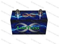 Limitless Lithium 15ah Car Audio 3000 RMS 12v High Discharge LiFePO4 Battery