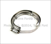 NEW OEM TURBO OUTLET HOSE CLAMP FORD ESD E350 E450 ESD F250 F350 #F4TZ-8287
