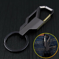 Alloy Metal Fashion Keyfob Car Keyring Keychain Key Chain Ring Accessory Gift