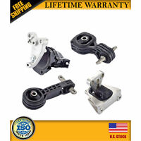 Engine Motor & Trans Mount For 2006-2010 Honda Civic 1.8L  Auto Trans Set 4PCS