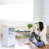 Eco-friendly Mini Air Conditioning Fan Air Evaporation Cooling Cycle Humidifier