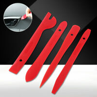 11Pcs Practical Car Trim Panel Dashboard Armrest Gap Cleaning Tool  Pry Open Kit