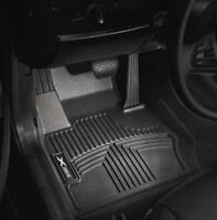BLACK BMW 3 SERIES F30 F30 LCI (XDrive only) ALL WEATHER FLOOR LINERS
