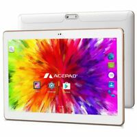 10,1'' IPS  Android7, 0 TABLET PC Smartphone 2GB RAM 32GB Ohne VERTRAG WIFI BT4