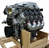 6.2L LSA New Crate Engine - 3 Year GM Warranty!!
