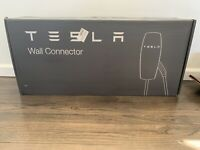 Tesla High Power Wall Charger Connector 24' Cable Model S X 3 - New in Box