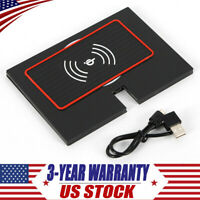 Phone Wireless Charger quickly charging w/Anti-slip Mat Fit for Toyota Camry New