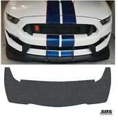 GT350R style FRONT SPLITTER for 2015-2020 MUSTANG SHELBY GT350s