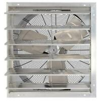 Hurricane Pro Shutter Exhaust Fan