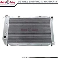 3 Row Aluminum Radiator Fit 1969-1973 FORD MUSTANG Torino / LINCOLN Cougar 381