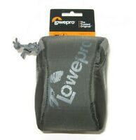 Lowepro Dashpoint 20 Bag Slate Grey for Compact Camera Coolpix Cybershot Case FS