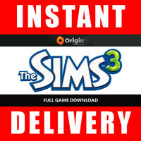 The Sims 3 Base Game & Expansion Packs Origin PC / Mac - Instant Dispatch 24/7