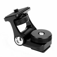 For UURig R007 Gimbal Monitor Cold Shoe Holder Stand For DSLR Camera Rig Cage