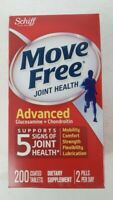 Schiff Move Free Joint Health Advanced 5Signs Of Joint Health 200 Coated Tablets