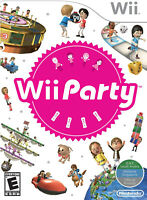 Wii Party - Nintendo Wii (World Edition)