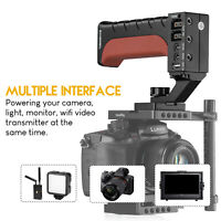 SOONWELL PH70 Universal Power Grip for Devices with Canon LP-E6 Battery Black