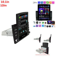Android 8.1 Quad-Core 10.1in Car Touchscreen Stereo Radio GPS Multimedia Player