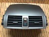 2009 2010 2011. TOYOTA COROLLA DASH AIR VENT. UPPER TRIM. A/C VENT PANEL