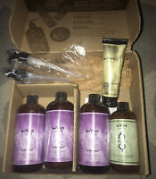 WEN Hair Care By Chaz Dean Lot of Conditioner, Clenser, Styleing Cream, And Pump