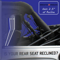 Rear Seat Recline Kit for Jeep JKU (07-18) / The Original Patented Product