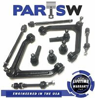 12 Pc Suspension Steering Kit For Dodge Ram 1500 RWD 2002 2003 2004 2005